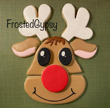 Load image into Gallery viewer, Reindeer Platter Cutter Set