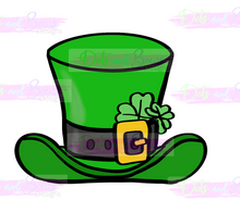 Load image into Gallery viewer, Leprechaun Hat Cutter - Dots and Bows Designs