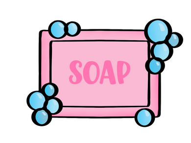 Soap Cutter - Dots and Bows Designs