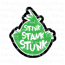 Load image into Gallery viewer, Stink Stank Stunk Stencil