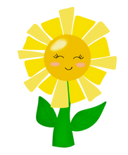 Load image into Gallery viewer, Sunflower Cutter - Dots and Bows Designs