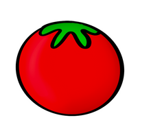 Load image into Gallery viewer, Tomato Cutter - Dots and Bows Designs