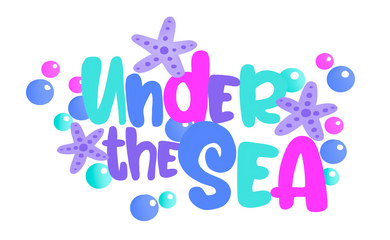 Under the Sea Cutter - Dots and Bows Designs