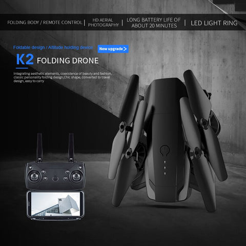 Drone Dual Camera Quadcopter
