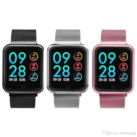 Image of SMARTWATCH P68