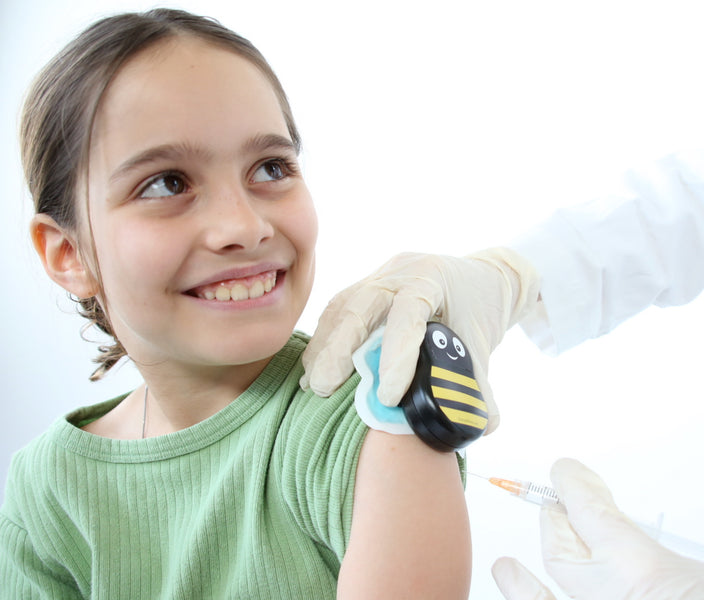 10 Top Tips for making immunisations a positive experience