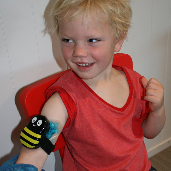 Is your child scared of needles? Try these 8 positive ways to help
