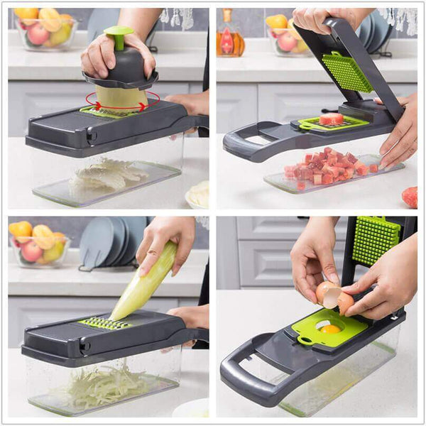 Savertrend™ Smart Vegetable Slicer