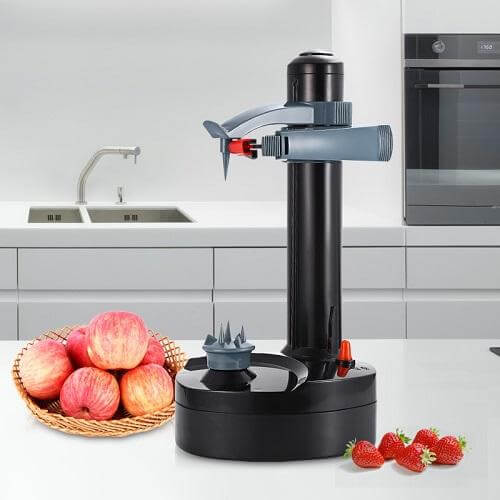 Fruit and Vegetables Automatic Electric Peeler