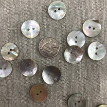 Buttons Agoya shell 11.25 - 20mm (6)