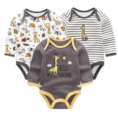 Bodysuits (Set of 3)