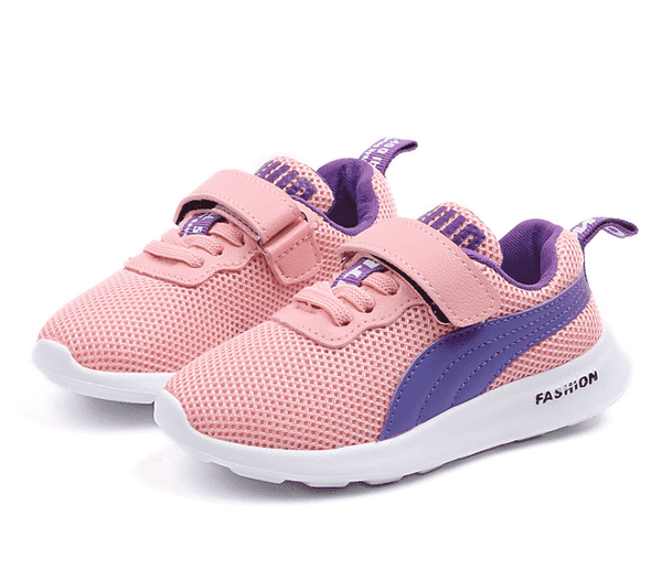 Pink & Purple trainers