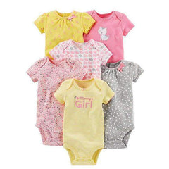 Bodysuits (Set of 6)