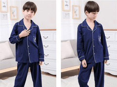 Navy Pajamas