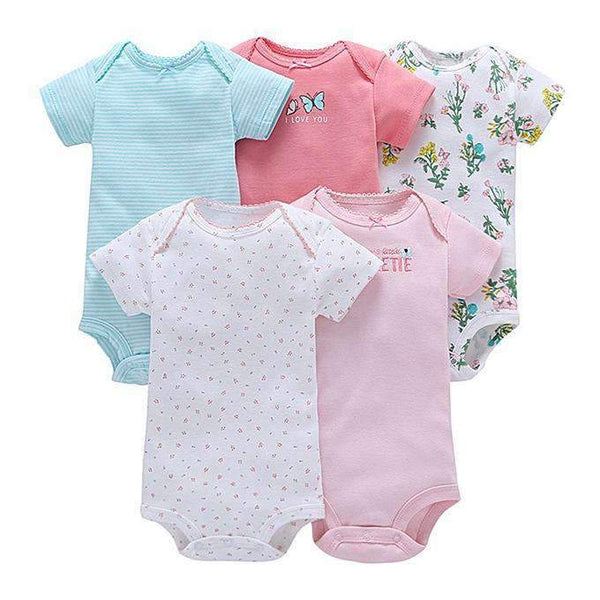 Bodysuits (Set of 5)