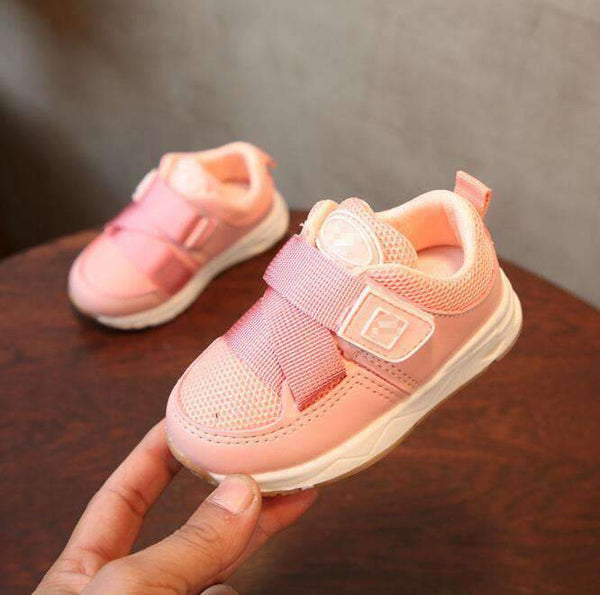 Pink Sport Trainers