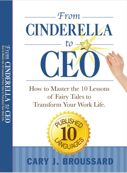 From Cinderella to CEO - 2018 Edition