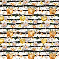 Pumpkin stripes 05 CL knit , 260 gsm, 1 yard