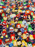 Superheroes 1 yard CL knit 260 gsm