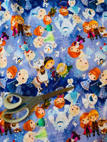 Frozen 1 yard in stock