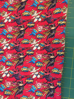 Super Cats 1 yard CL knit 260 gsm