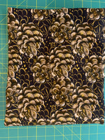 "Pine Cone 27x 56"" CL knit 260 gsm in stock"