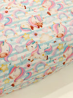 Unicorns 1 yard CL knit 260 gsm