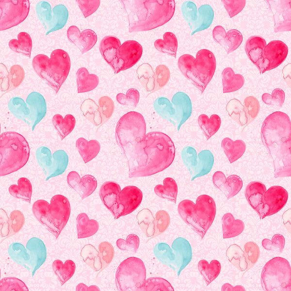 Valentine Collection 04 CL knit , 260 gsm, 1 yard in stock