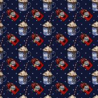 Polar express 005 CL knit , 260 gsm, 1 yard in stock