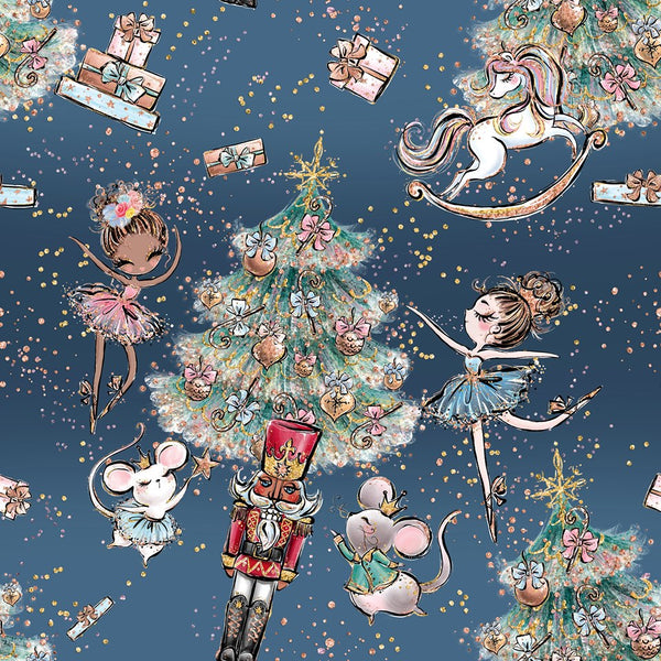 Nutcracker 1 yard in stock