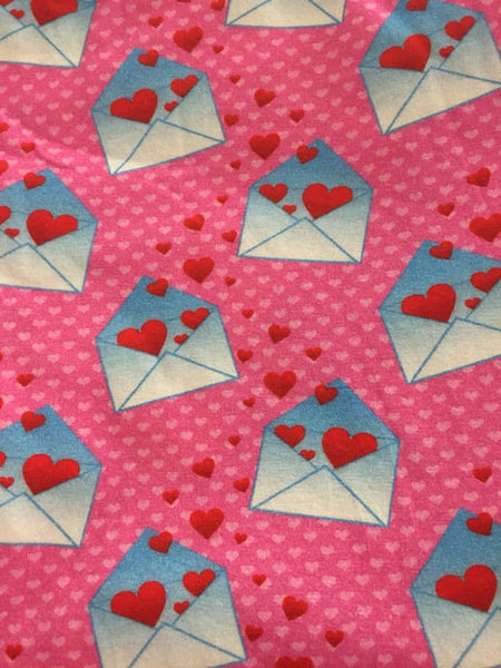 Love letters 1 yard