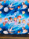 Peter Pan CL knit , 260 gsm, 1 yard, in stock