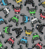 Monster trucks CL knit 260 gsm will ship Sep 20