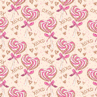 Valentine Collection 02 CL knit , 260 gsm, 1 yard
