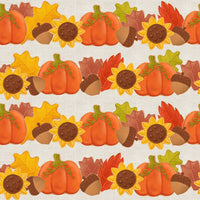 Thanksgiving cookie 003 CL knit , 260 gsm, 1 yard