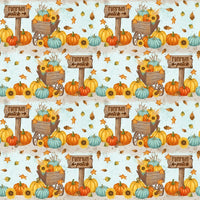Pumpkin patch 1 yard CL 260 gsm pre order
