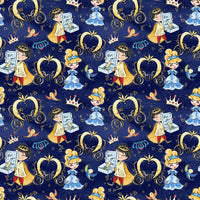 Fairytale Cindy CL knit , 260 gsm, 1 yard