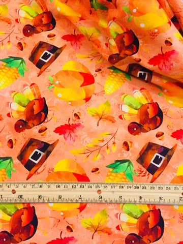 Thanksgiving colection 1 yard CL 260 gsm