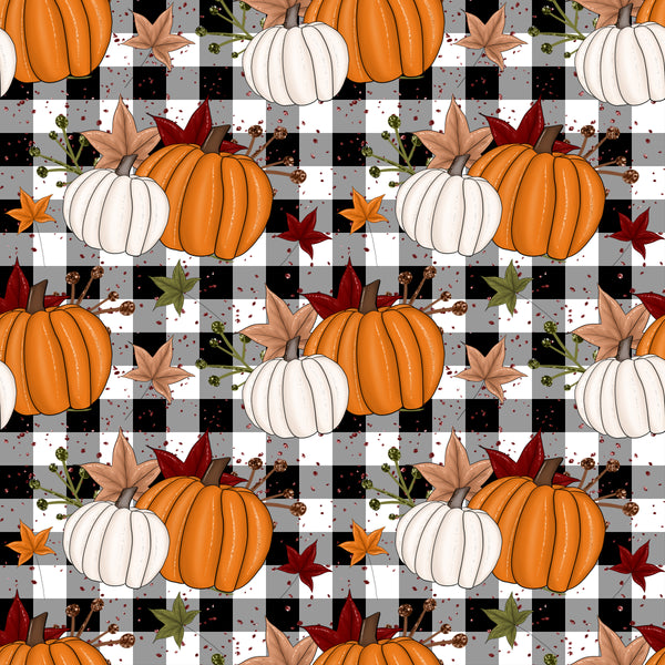 Pumpkins Pumpkin patch 1 yard CL 260 gsm will ship August 15