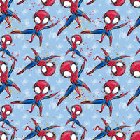 Superheroes 005 1 yard CL knit 260 gsm