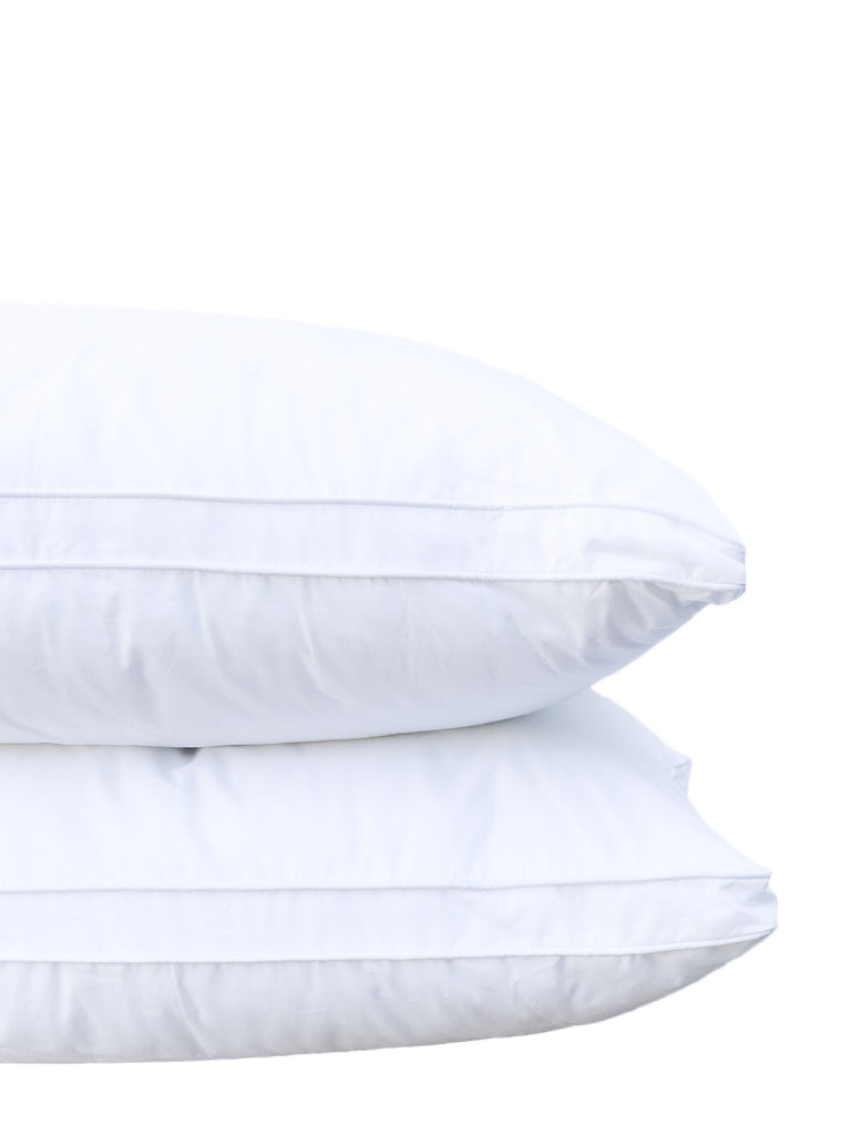 Premium Microfiber Pillow with Gusset