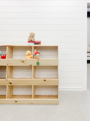 3-Tier Toy Storage