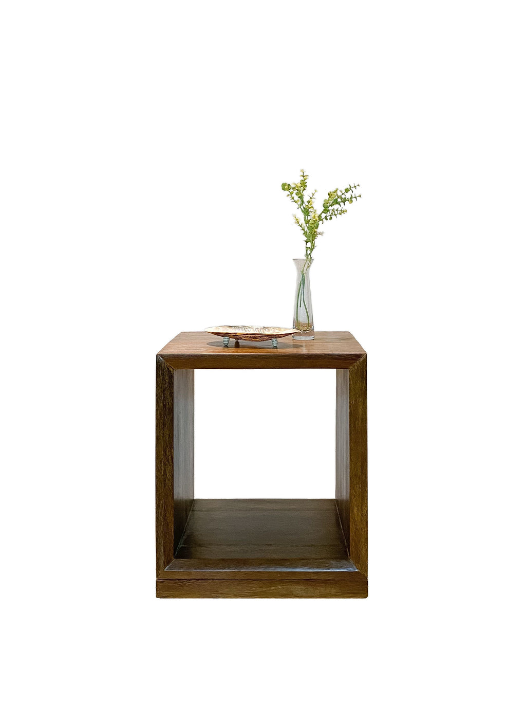 Coco Side Table on Casters