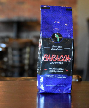 Baracoa 16oz Cuban-Style Espresso Coffee ~Standard Ground~