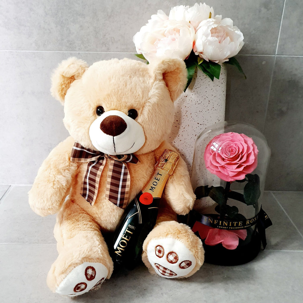 Infinite Rose | Charlie Bear | Teddy Bear