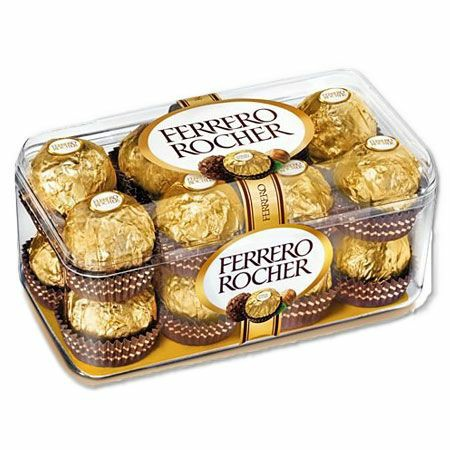FERRERO ROCHER CHOCOLATES 16 PACK