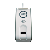 ACS AET62 NFC Reader with Fingerprint Sensor