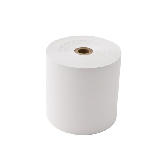 76mm x 76mm Wet Strength Paper Rolls - 25 Pack