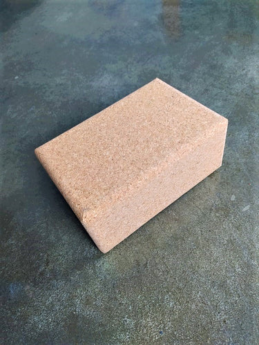 Big Yoga Cork Block 9 x 4 x 6