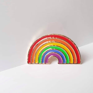 **LIMITED STOCK** RAINBOW PIN